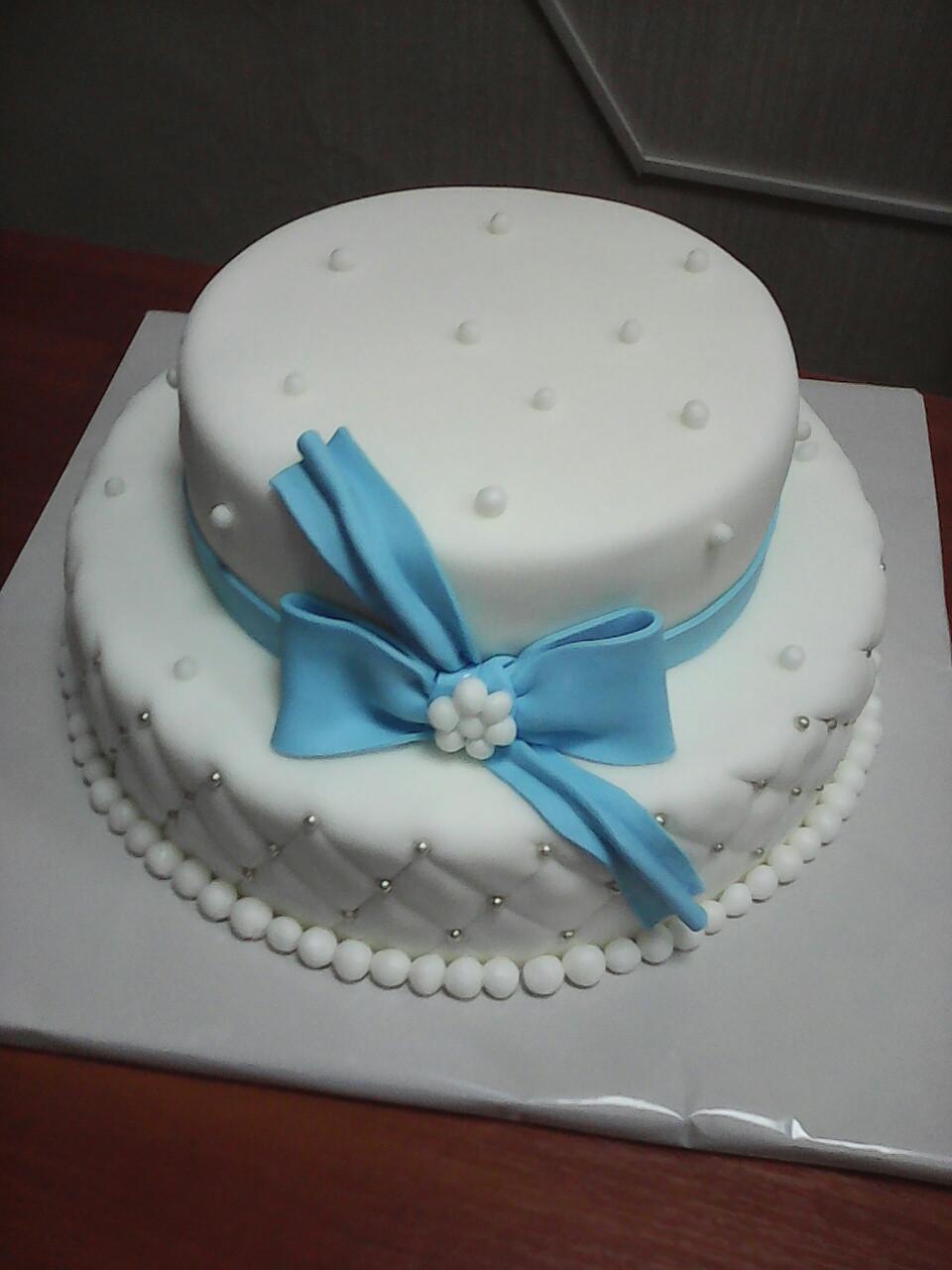 """Торт на весілля """"Елегантний"""""""