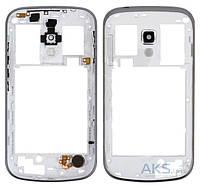 Средняя часть корпуса Samsung S7562 / S7582 Galaxy Trend Plus Duos White