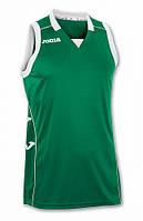 Майка баскетбольная зеленая Joma Cancha II 100049.450 (зеленый)