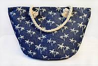 Пляжная сумка модного кроя