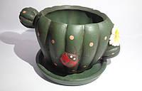 Горшок керамический Кактус мал. К6.028.08