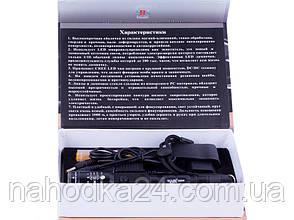 Тактический Фонарь Police BL-U01-T6 50000W с USB, фото 2