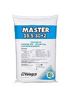 Мінеральне добриво Valagro Master 15.5.30+2 1kg (собст. фасовка)