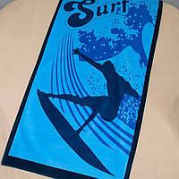 ТМ TAG Полотенце пляжное Surf