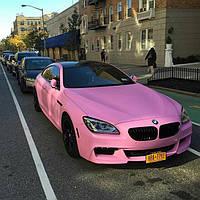 Матовая плёнка Avery Bubblegum Pink Satin