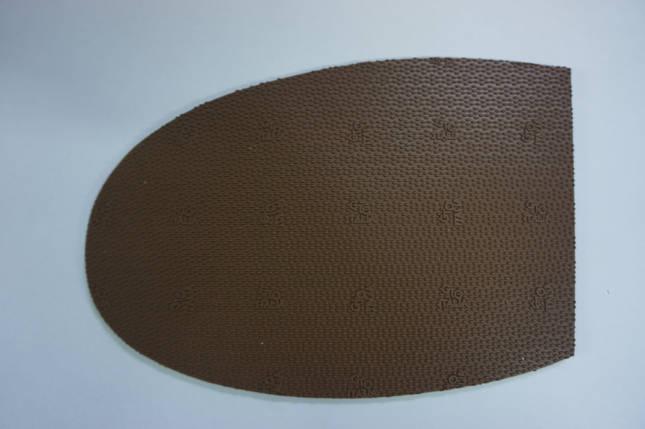 """Подметка """"LB """" т.1.2 маленька св.коричневий, фото 2"""