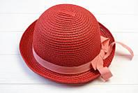 Шляпа  Эйлат с декором