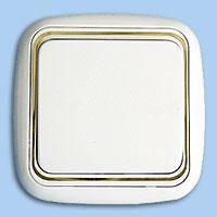C16-158 Выключатель 1й внутренний золото Беларусь