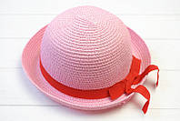 Летняя детская шляпа