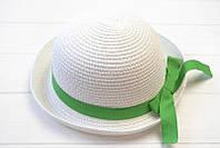 Современная шляпа детская