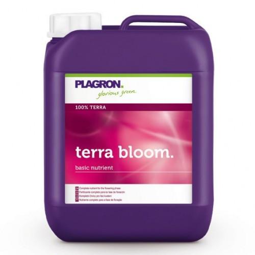 PLAGRON Terra Bloom 5L. Удобрение для грунта. Оригинал. Нидерланды.