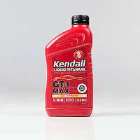 Моторное масло KENDALL 5W30 GT-1 Max Motor Oil with Liquid Titanium