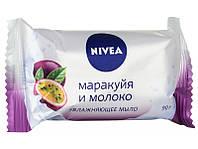 """Мыло увлажняющее Nivea """"Маракуйя и молоко"""" 90 г"""