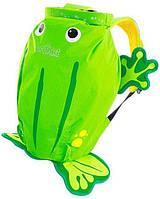 Детский рюкзак Trunki Лягушка (0110-GB01-NP)