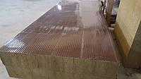 Сэндвич панели 80мм. полимерный метал, мин.вата