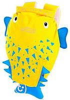 Детский рюкзак Trunki Рыбка жёлтая (0111-GB01-NP)