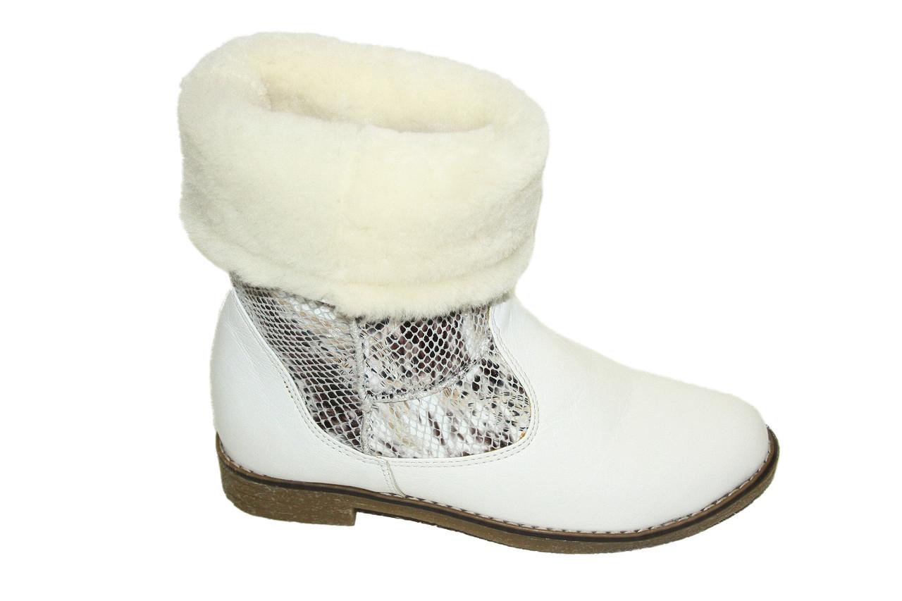 Полусапоги женские теплые / women's shoes boots B-7
