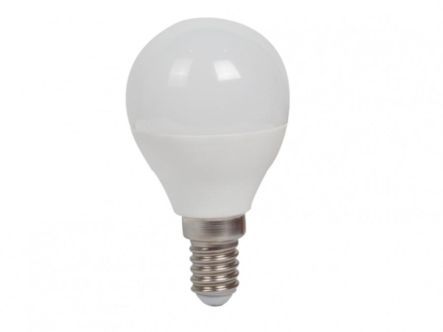 Лампа 5Вт 2700K E14 DELUX BL50P ЛЕД