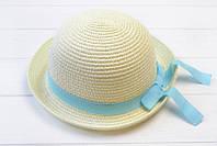 Шляпа етская Эйлат  с лентой