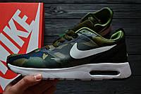 Мужские кроссовки Nike Air Max Tavas Camo. Живое фото