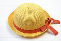 Стильная шляпа детская