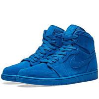 Оригинальные кроссовки Nike Air Jordan 1 Retro High Team Royal