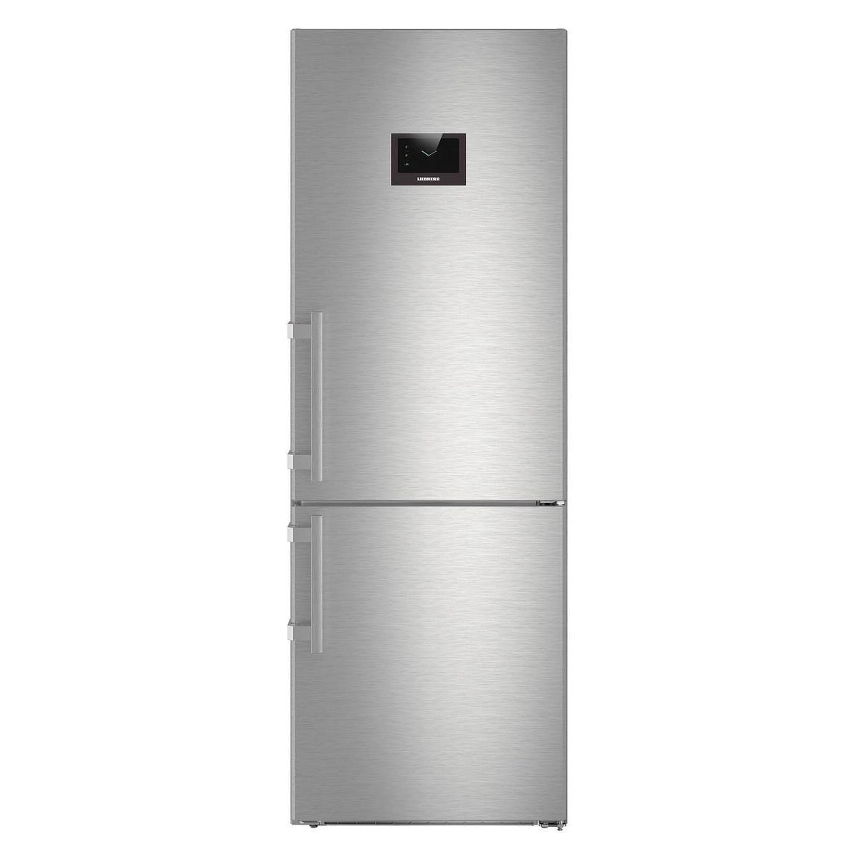 Холодильник с морозильной камерой Liebherr CBNPes 5758