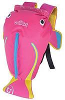 Детский рюкзак Trunki Рыбка розовая (0250-GB01)