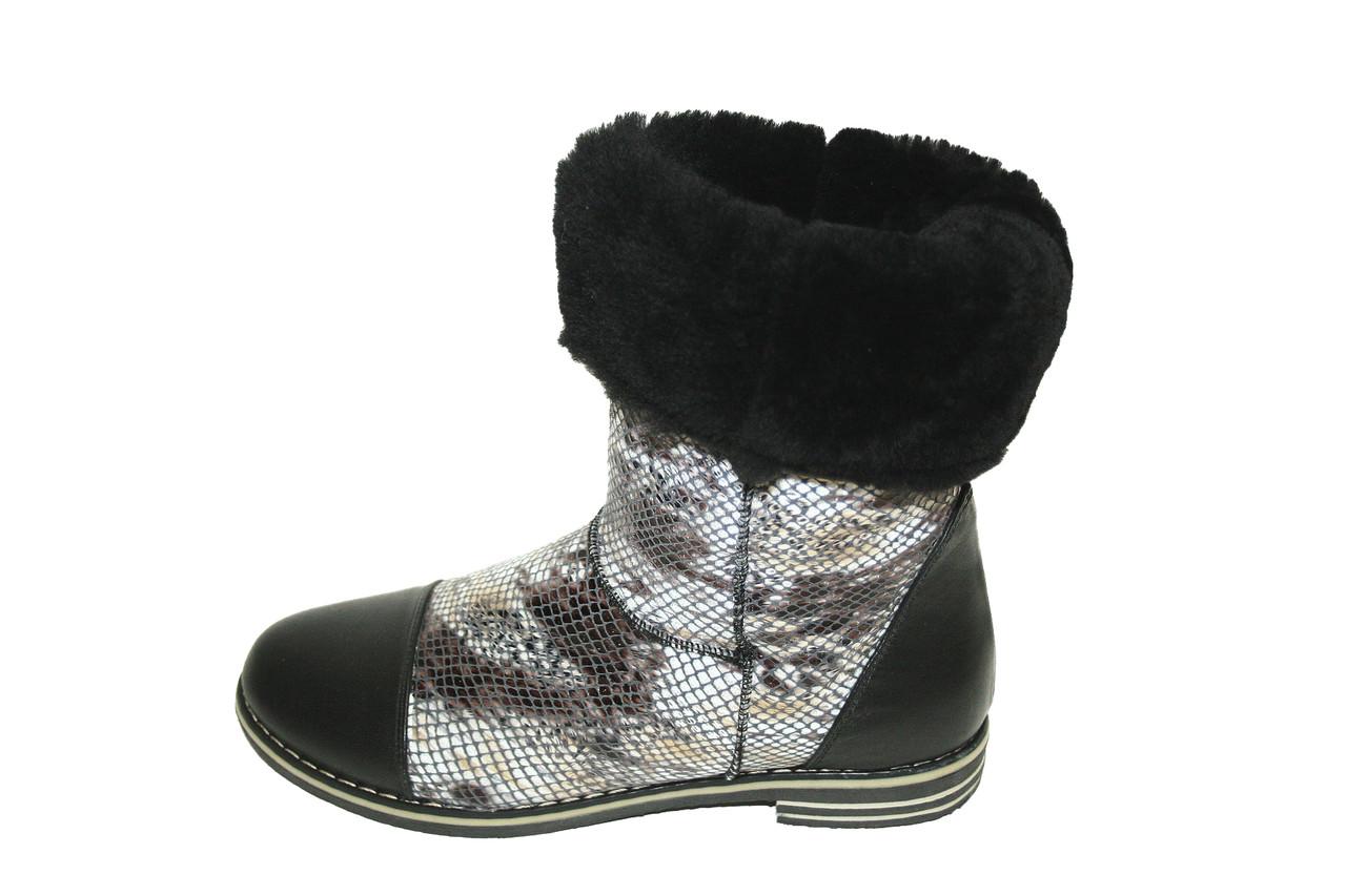 Полусапоги женские теплые / women's shoes boots B-9