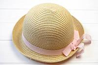 Шляпа детская модного дизайна