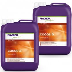 PLAGRON Cocos A&B 5L удобрение для кокосового субстрата. Оригинал. Нидерланды.