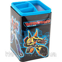 Стакан-подставка квадратная металлическая Transformers