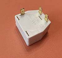 Реле для холодильников ПЗР-00 / -4.8 / 1,4A / 250V (3 контакта), фото 1