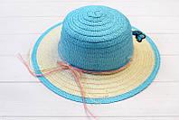 Изумительная плетенная иирокополая шляпа Макади c милыми нашивками