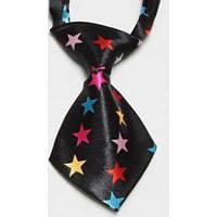 Галстук для ребенка в звездочках