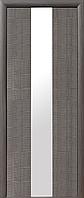 Двери межкомнатные Новый Стиль, ФОРТИС, модель Сахара, с зеркалом 1Z