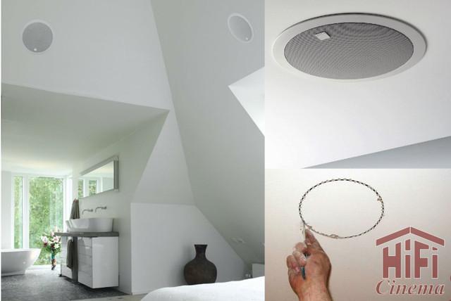 Magnat Interior ICP 262 круглая акустическая колонка в стену или потолок