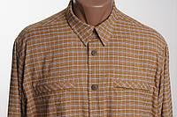 Rohan Crosscheck Shirt рубашка д/р треккинг хайкинг casual размер L ПОГ 56 см б/у состояние хорошее