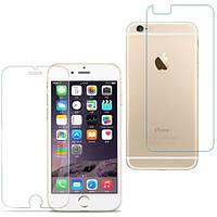 """Защитное стекло (переднее+заднее) для Apple iPhone 6 4.7"""""""