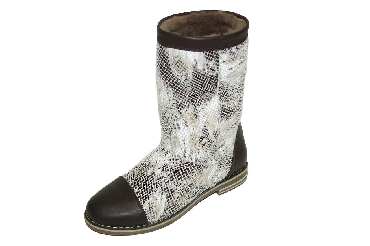 Полусапоги женские теплые / women's shoes boots B-8