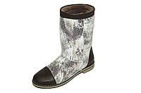 Полусапоги женские теплые / women's shoes boots B-8, фото 1
