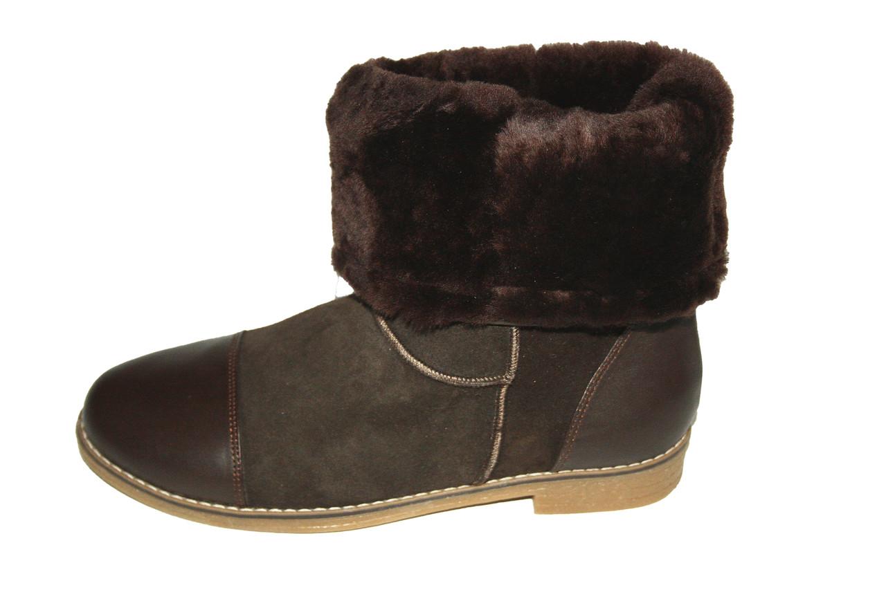 Полусапоги женские теплые/ women's shoes boots B - 10