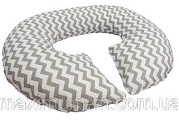 Подушка для беременных С-образная (с наволочкой).