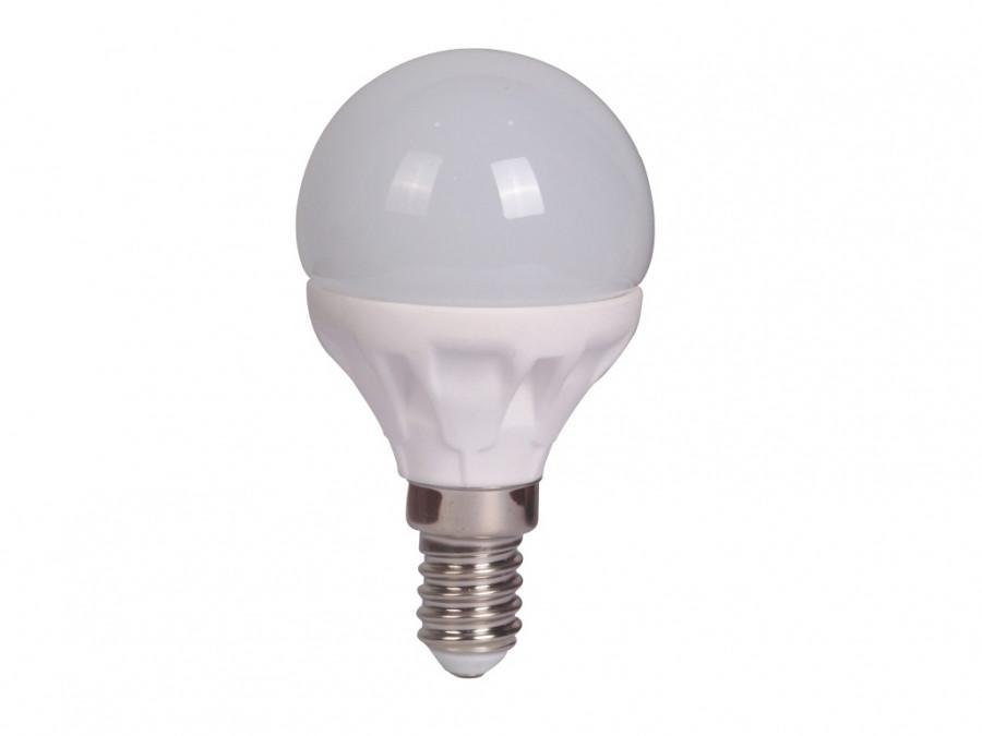 Лампа 7Вт 4100K E14 DELUX BL50P ЛЕД, керамика