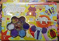 Детский набор для творчества из Бисера Данко Тойс