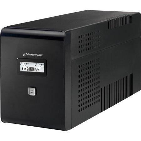 Источники бесперебойного питания (ИБП) PowerWalker VI 2000 LCD (10120020)