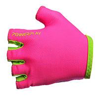 Перчатки для фитнеса женские PowerPlay 418