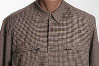Rohan Rendezvous  non iron  рубашка размер L ПОГ 61 см б/У ОТЛИЧНОЕ СОСТОЯНИЕ