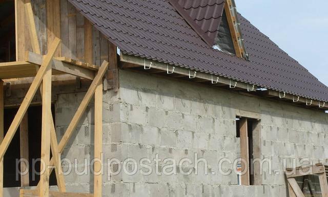 Утеплення стін з піноблоків - який матеріал використовувати?