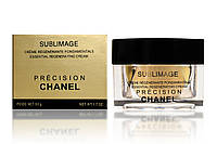 Антивозрастной крем Chanel Sublimage Creme Regenerante Fondamentale Essential Regenerating